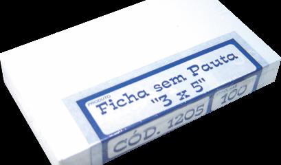 Ficha sem Pauta