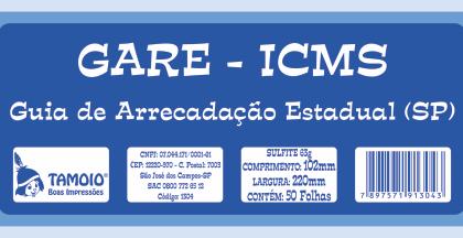 Gare – ICMS/DR
