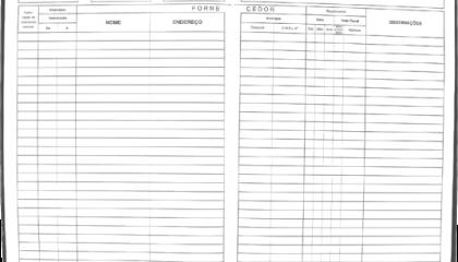 Registro de Utilização de Documentos Fiscais
